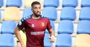 Jaouad Erraji xa non é xogador do Pontevedra