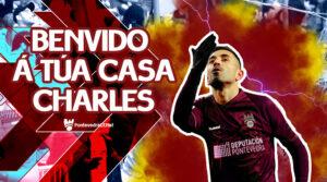 Charles volve ao Pontevedra CF