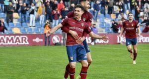 Álvaro Bustos no renueva con el Pontevedra
