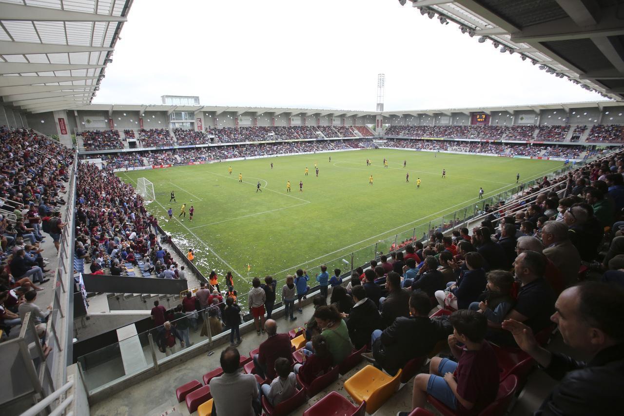 Estadio de Pasarón