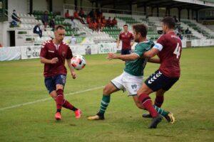 El Pontevedra gana 0-1 al Coruxo en su primer partido de pretemporada