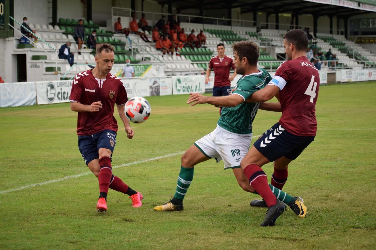 Partido pretemporada Coruxo 0 - 1 Pontevedra