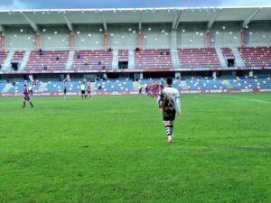 Pontevedra e Unionistas empatan nun partido con pouco xogo (1-1)
