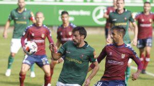 Un Pontevedra con maior rodaxe gaña ao Racing de Ferrol (2-3)