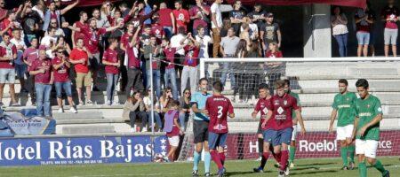O Pontevedra confirma o seu primeiro caso de Covid