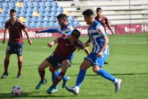 O Pontevedra 1-2 Depor na prensa