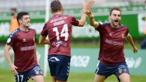 Oier, Imanol e Romay escollidos como mellores xogadores do Racing – Pontevedra