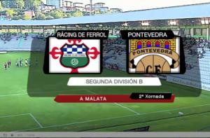 A TVG ofrecerá todos os partidos do Pontevedra ante equipos galegos
