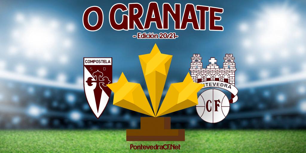 Vota por el mejor jugador del Compostela 2-2 Pontevedra CF