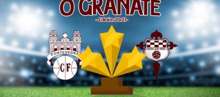 Martín Diz, Mario y Santi Figueroa escogidos como mejores jugadores ante el Racing Club Ferrol