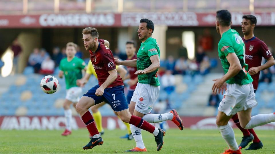 El Pontevedra Guijuelo suspendido se jugará el 10 de febrero