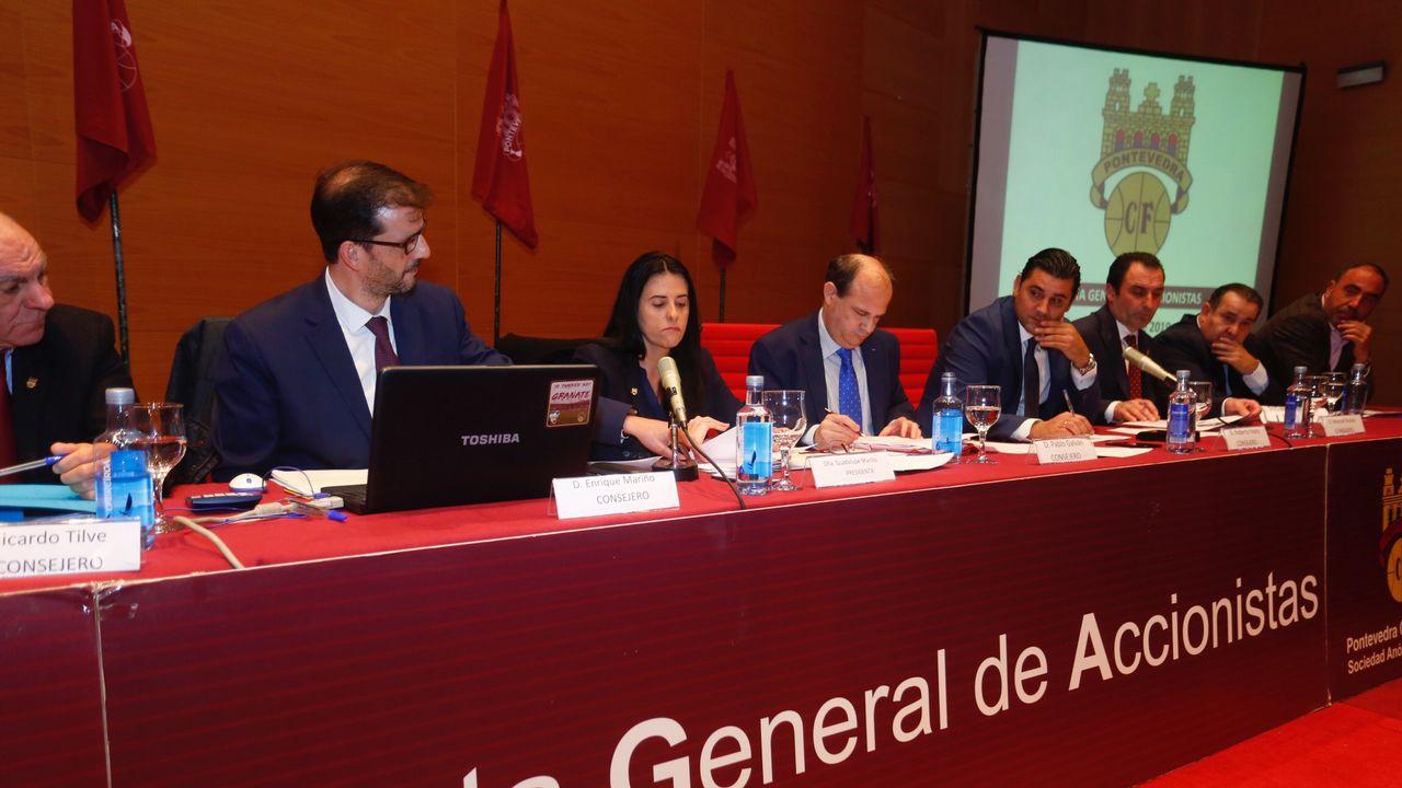 El Pontevedra CF SAD convoca Junta de Accionistas el 12 de abril