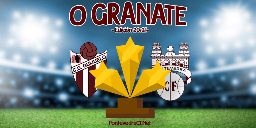 Trofeo O GRANATE 20/21