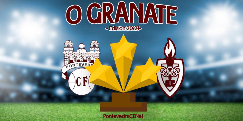 Trofeo O GRANATE 20/21 PONTEVEDRA COVADONGA