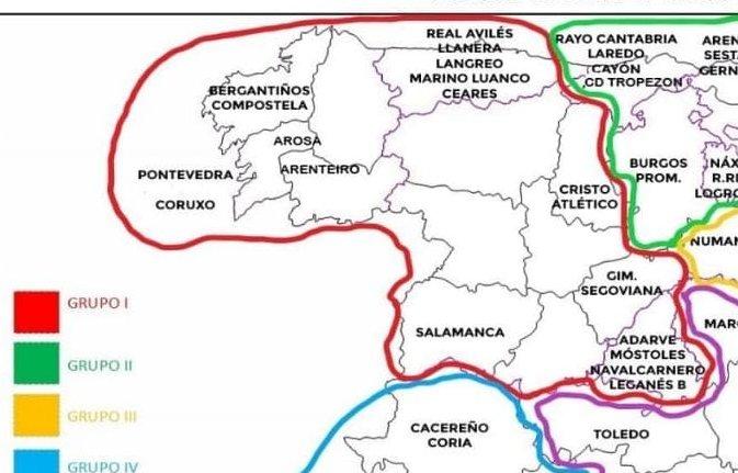 Composición 2RFEF Pontevedra CF
