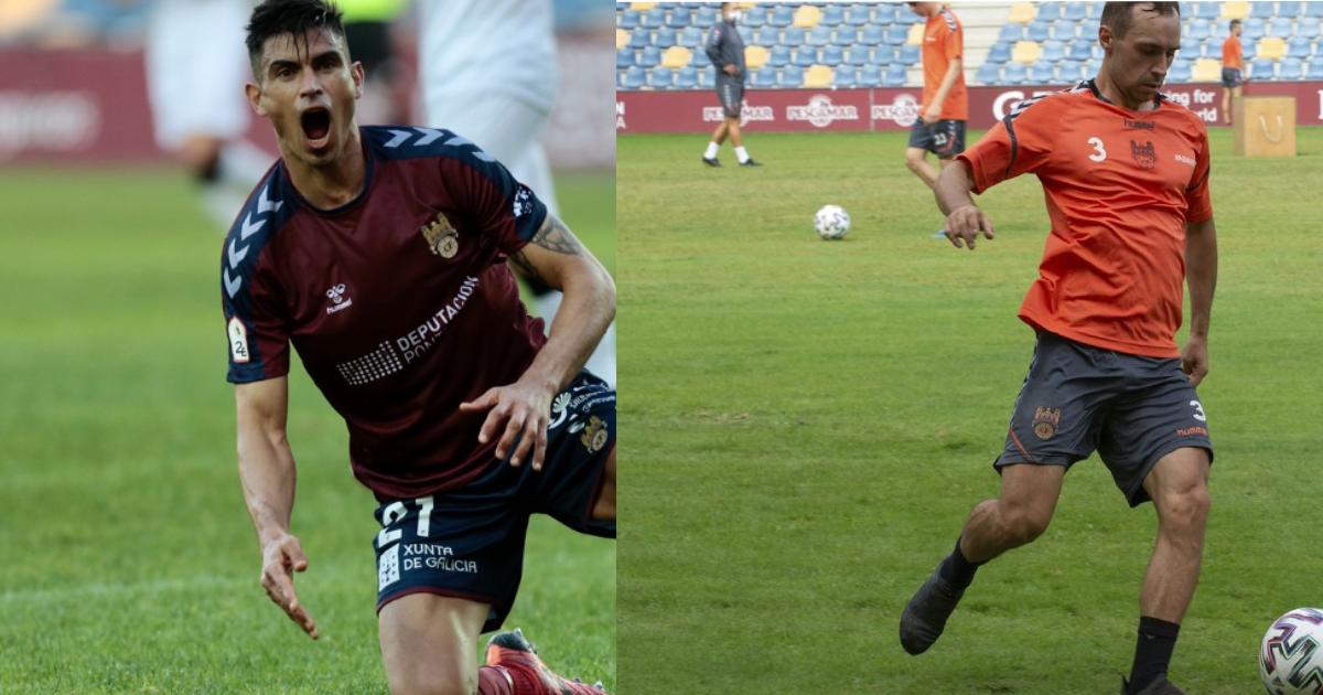 Xisco Campos y Eneko Zabaleta abandonan el Pontevedra CF