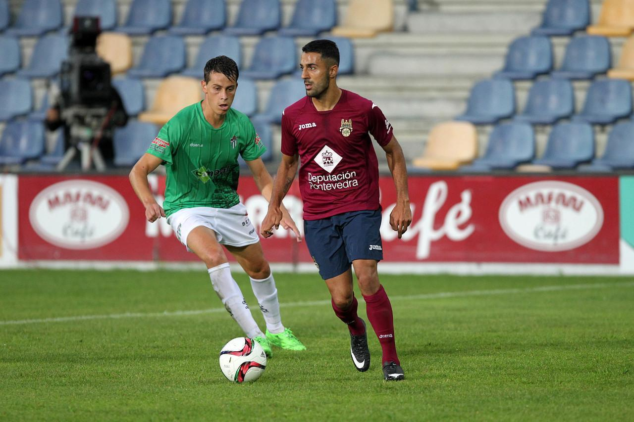 Javi Rey ficha por el Pontevedra CF