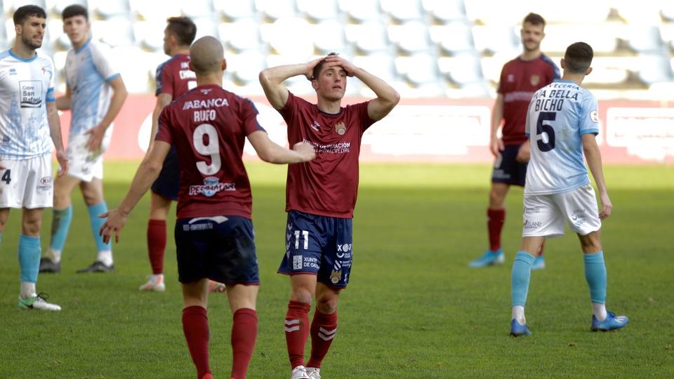 Jorge Fernández abandona el Pontevedra CF