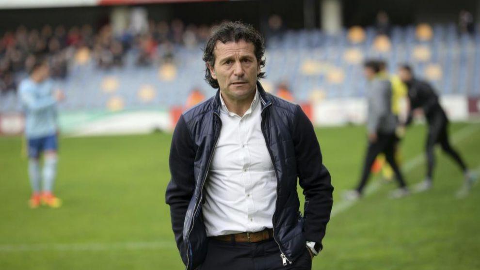 Luisito no continuará en el Pontevedra CF