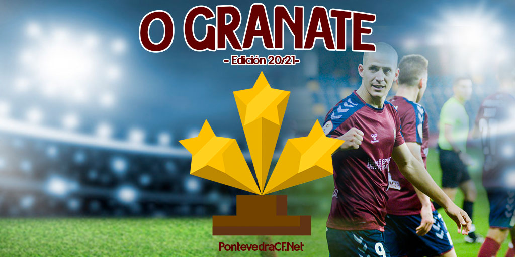 Rufo ganador Trofeo O GRANATE 20/21