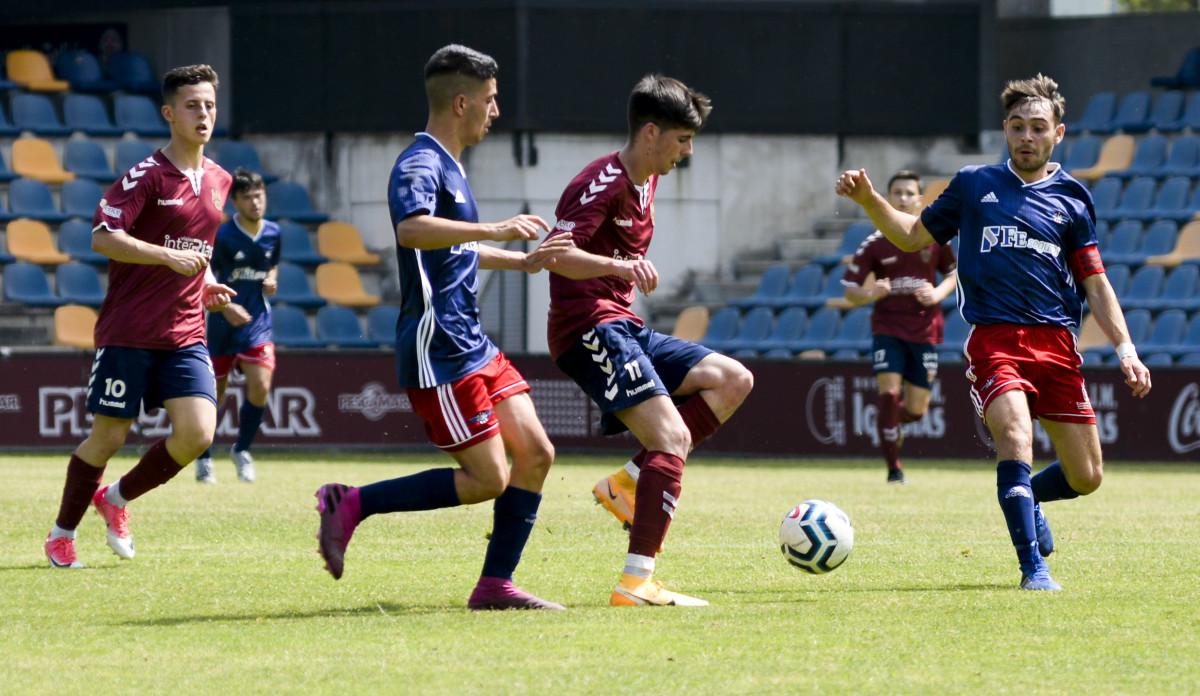 El Alondras el primer rival del Pontevedra en la Copa RFEF
