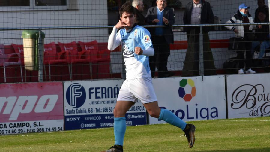 Brais Abelenda ficha por el Pontevedra CF