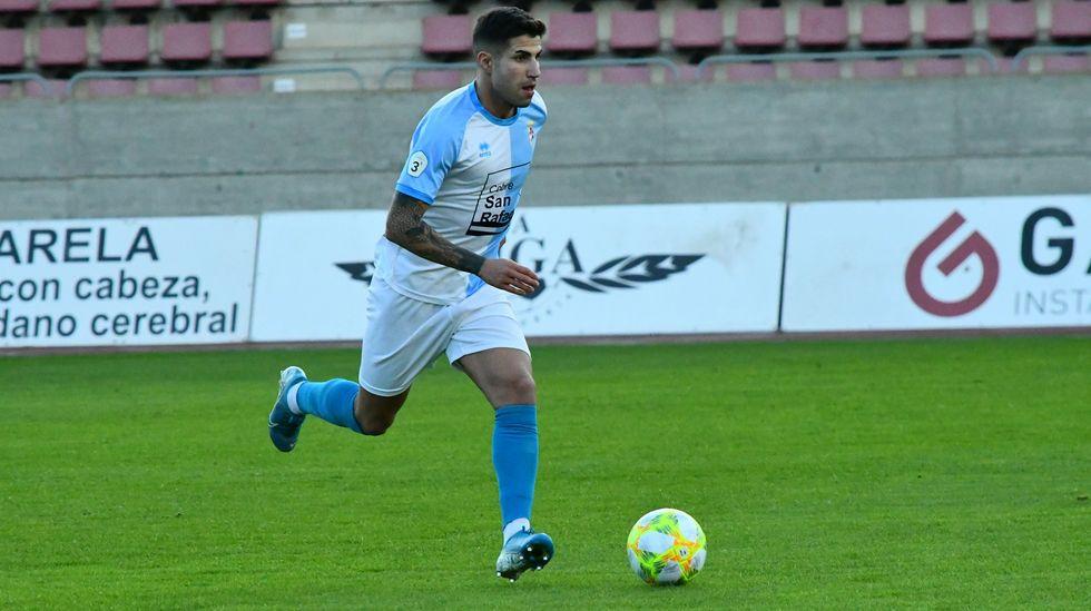 David Soto ficha por el Pontevedra CF