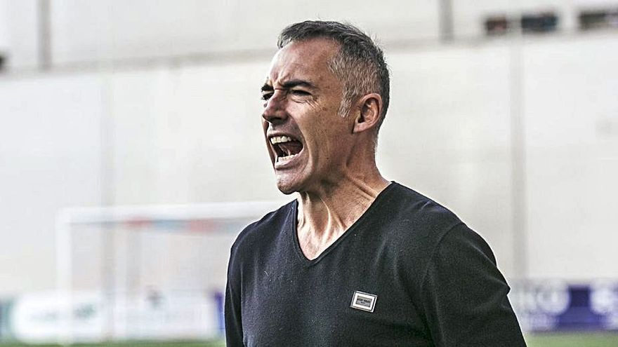 Ángel Rodríguez nuevo entrenador del Pontevedra CF