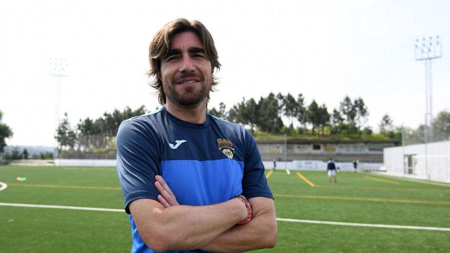 Luismi Areda vuelve al Pontevedra CF