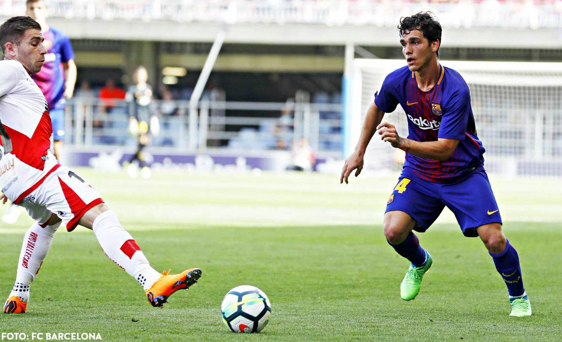 Samu Araújo ficha por el Pontevedra CF