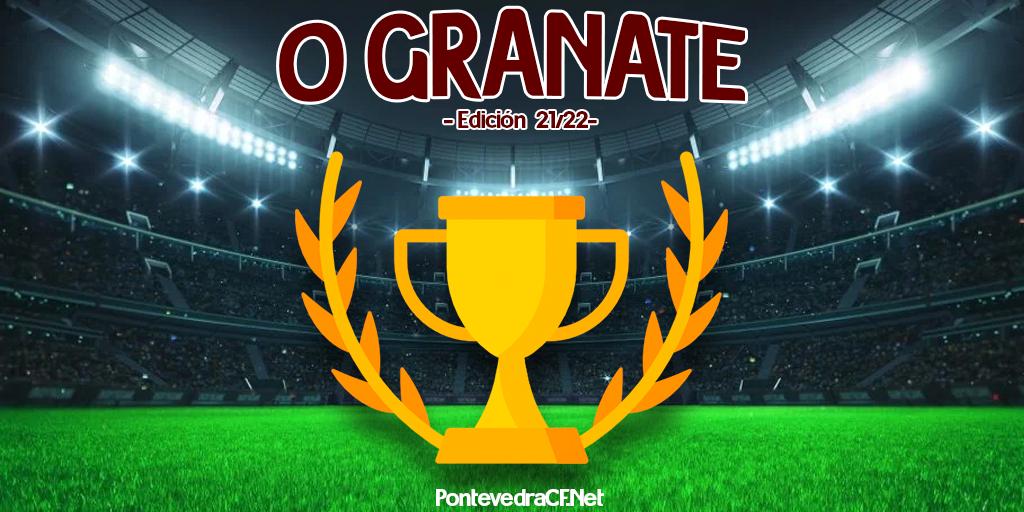 Trofeo O GRANATE 21/22