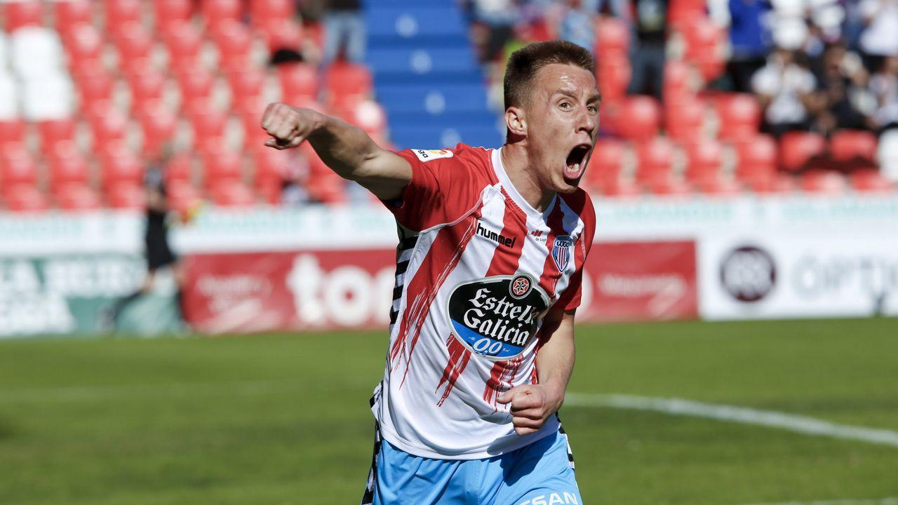 Yelko Pino ficha por el Pontevedra CF